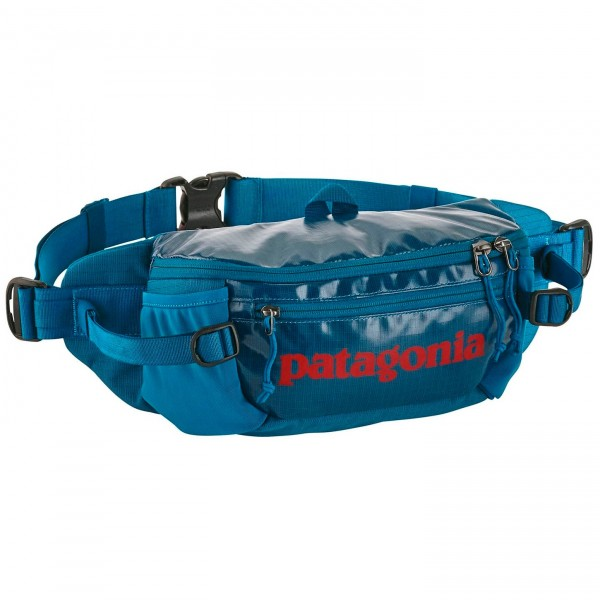 Patagonia Black Hole Waist Pack (Balkan Blue)
