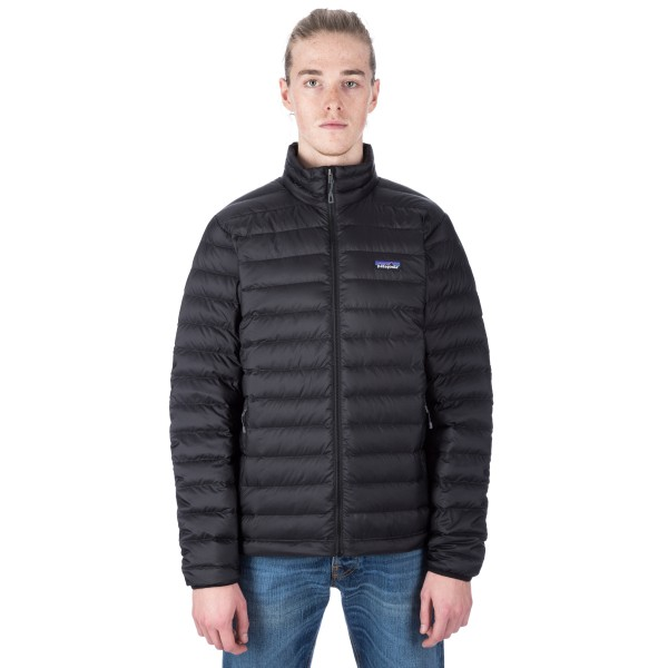Patagonia Down Sweater Jacket (Black)