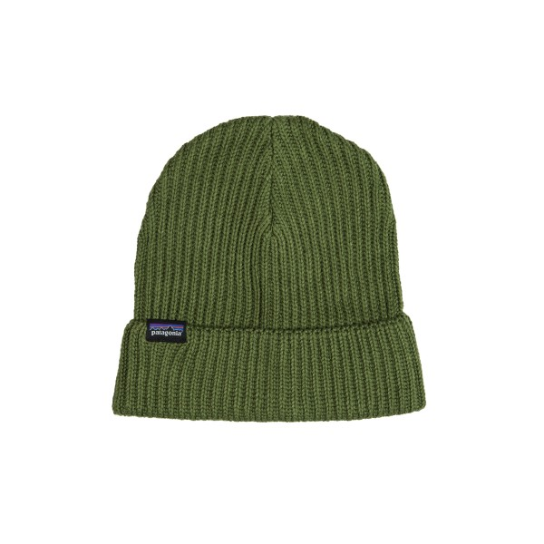 Patagonia Fisherman's Rolled Beanie (Glades Green)