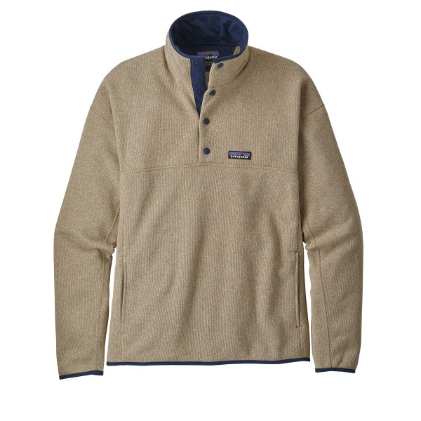 Patagonia Lightweight Better Sweater Marsupial Fleece Pullover (El Cap Khaki)