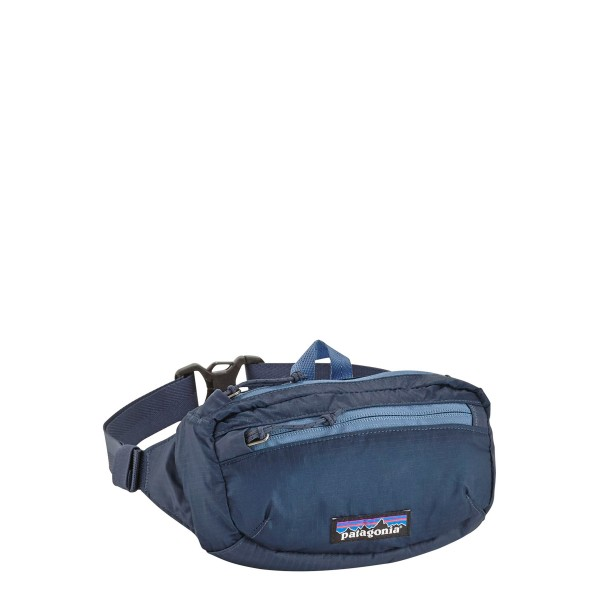 Patagonia Lightweight Travel Mini Hip Pack 1L (Dolomite Blue)