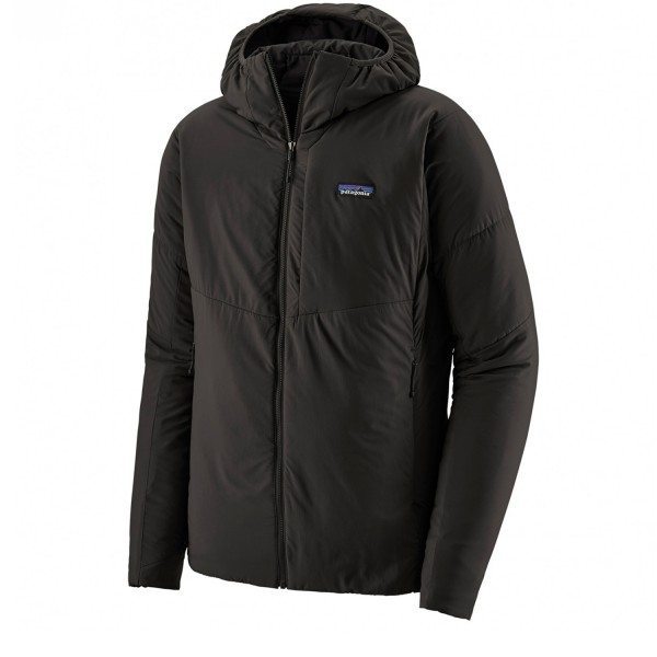 Patagonia Nano-Air Hooded Jacket (Black)