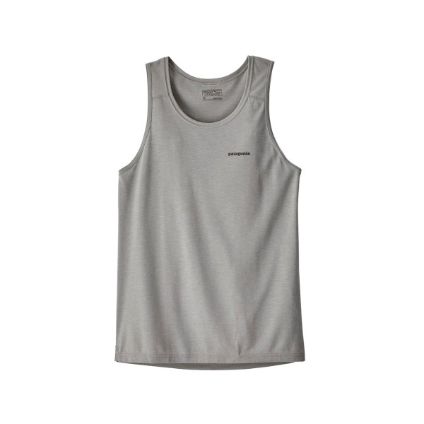 Patagonia Nine Trails Singlet (Feather Grey)