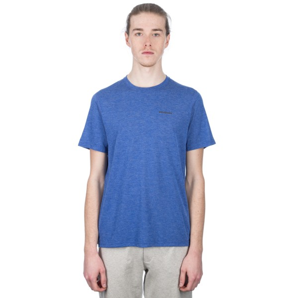 Patagonia Nine Trails T-Shirt (Viking Blue)