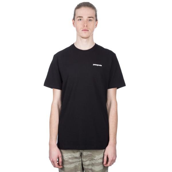 Patagonia P-6 Logo Responsibili-Tee T-Shirt (Black)
