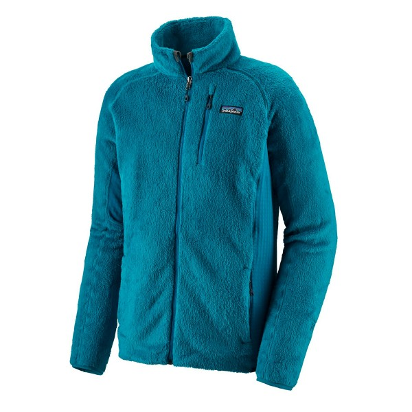 Patagonia R2 Fleece Jacket (Balkan Blue)