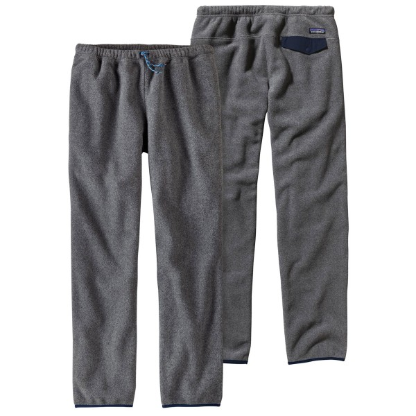 Patagonia Synchilla Snap-T Pant (Nickel)