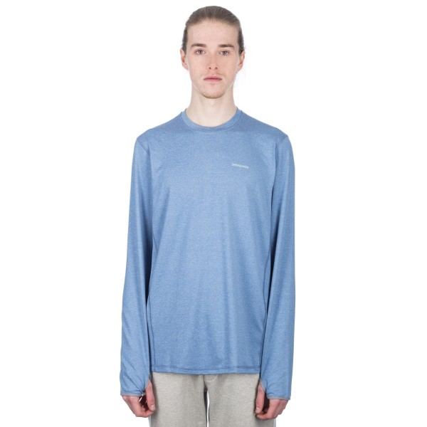 Patagonia Tropic Comfort II Crew Neck Sweatshirt (Railroad Blue)