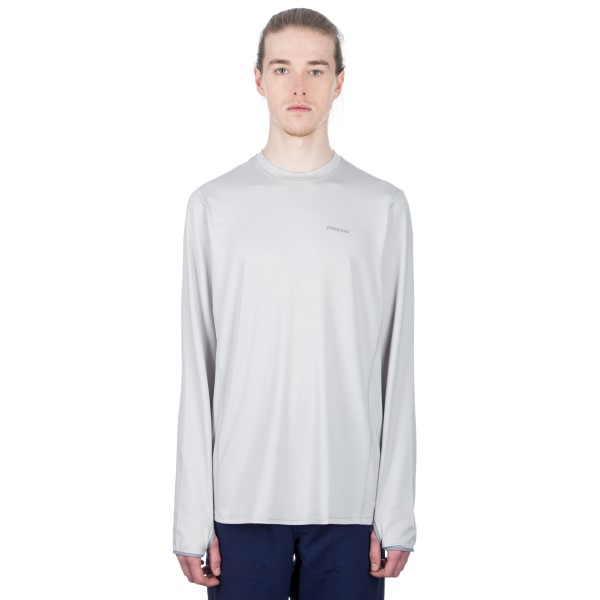 Patagonia Tropic Comfort II Crew Neck Sweatshirt (Tailored Grey)