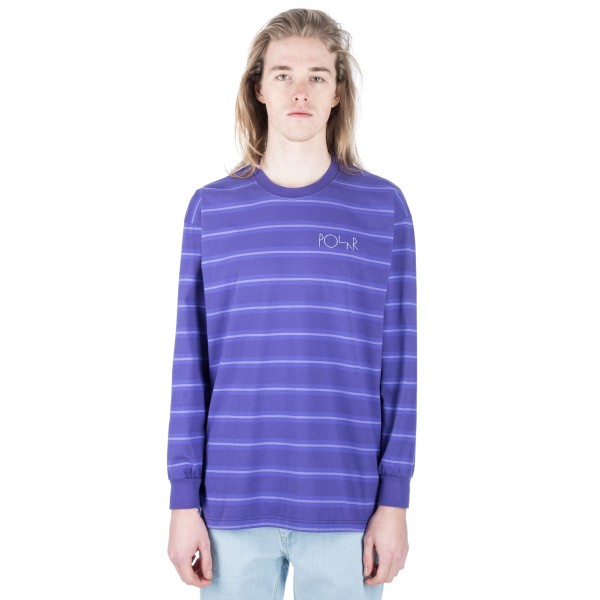 Polar 91 Long Sleeve T-Shirt (Violet)
