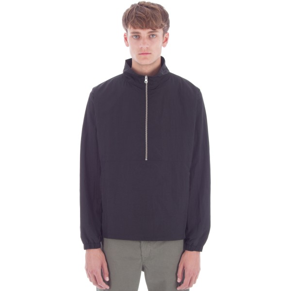 Polar Anorak Jacket (Black)