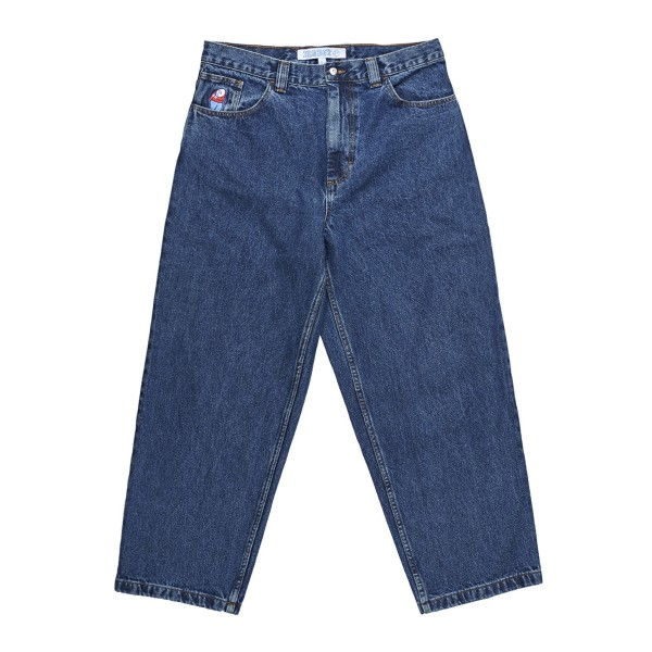 Polar Skate Co. Big Boy Jeans (Dark Blue)
