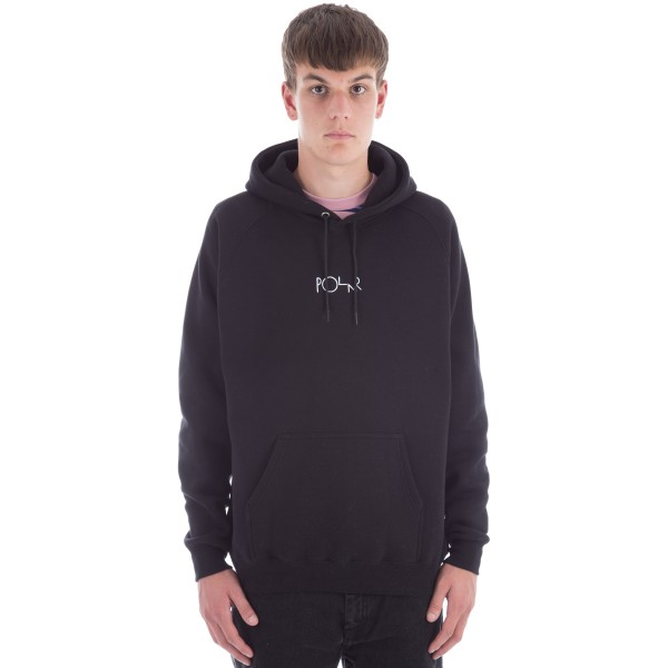 Polar Default Pullover Hooded Sweatshirt (Black)