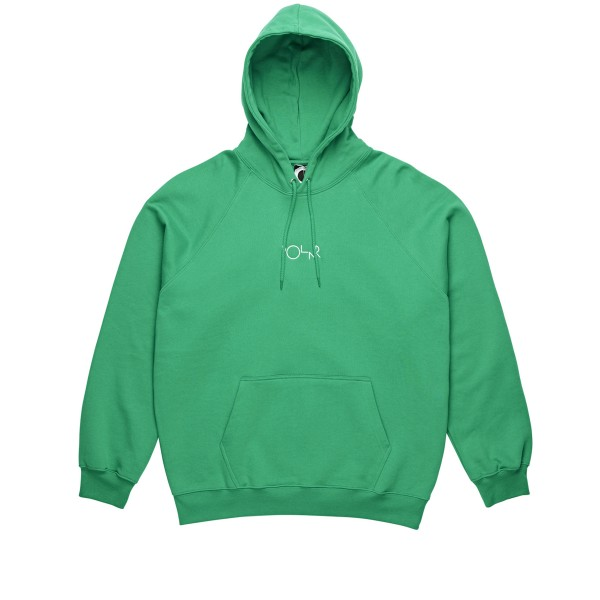 Polar Skate Co. Default Pullover Hooded Sweatshirt (Green)