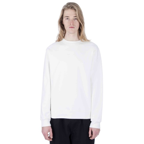Polar Heavyweight Default Crew Neck Sweatshirt (Ivory White)