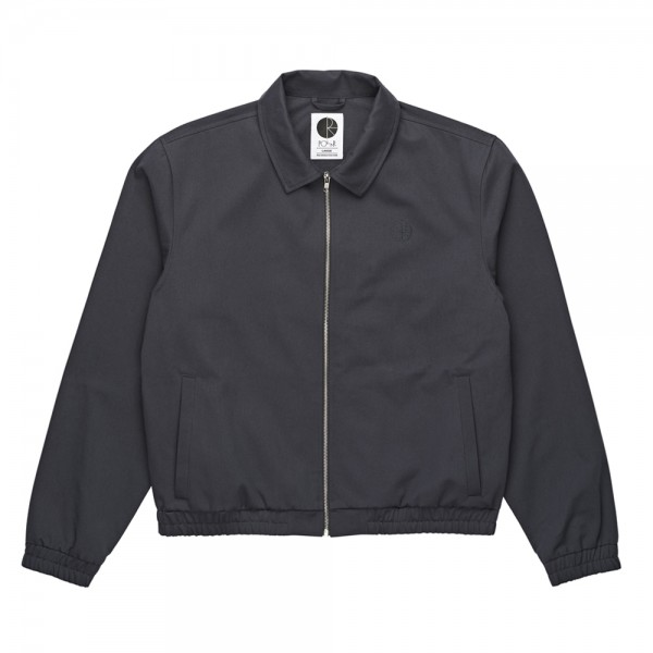 Polar Herrington Jacket (Graphite)