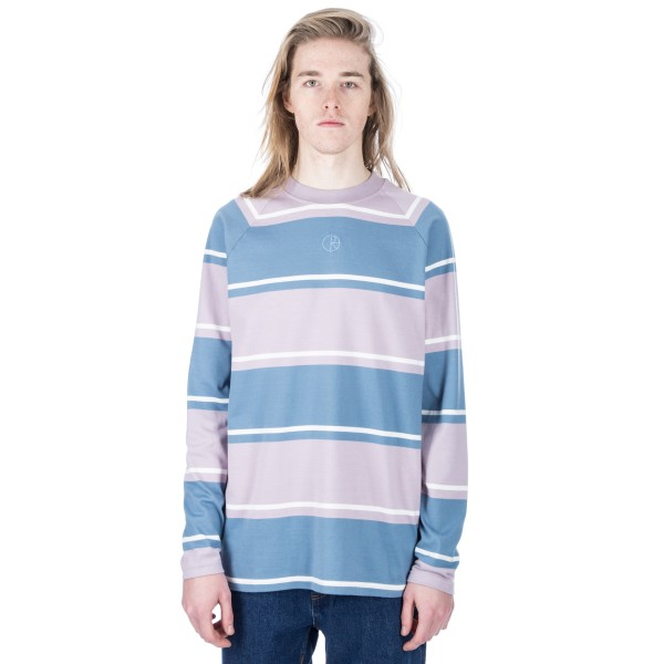 Polar Kurt Long Sleeve T-Shirt (Captain's Blue/Nirvana)