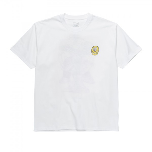 Polar Skate Co. Alien T-Shirt (White)