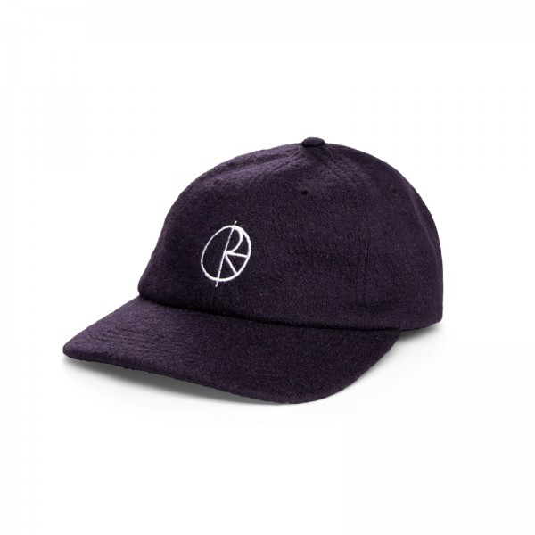 Polar Skate Co. Boiled Wool Cap (Plum)