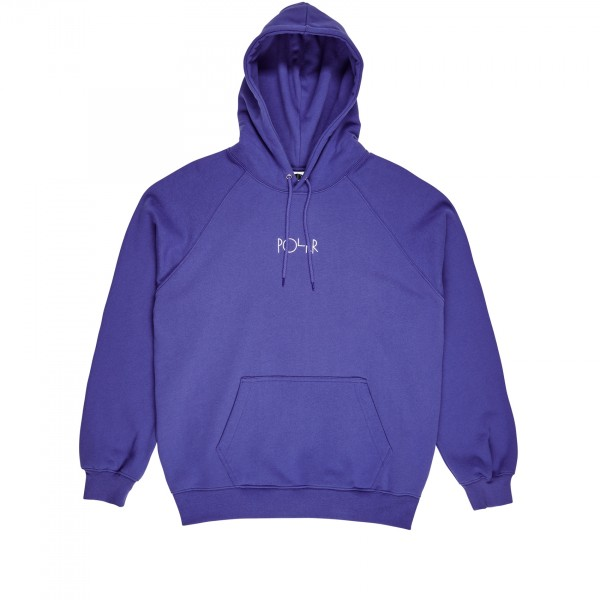 Polar Skate Co. Default Pullover Hooded Sweatshirt (Violet)