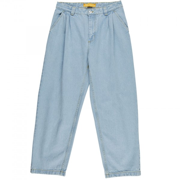 Polar Skate Co. Denim Chinos (Bleach Blue)