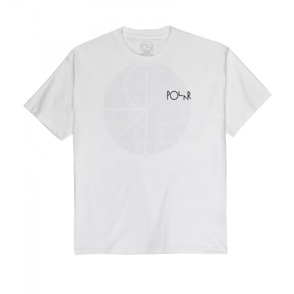 Polar Skate Co. Klez Fill Logo T-Shirt (White)