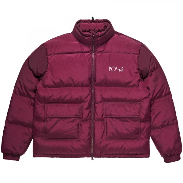 Polar Skate Co. Pocket Puffer (Prune)
