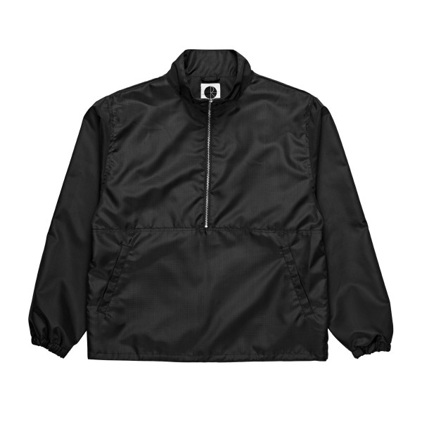 Polar Skate Co. Ripstop Anorak (Black)
