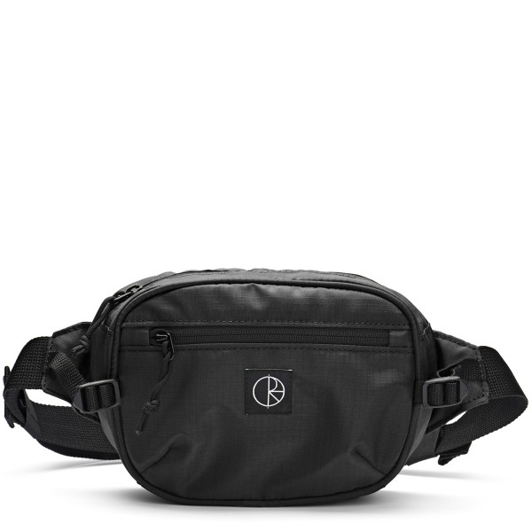 Polar Skate Co. Ripstop Hip Bag (Black)