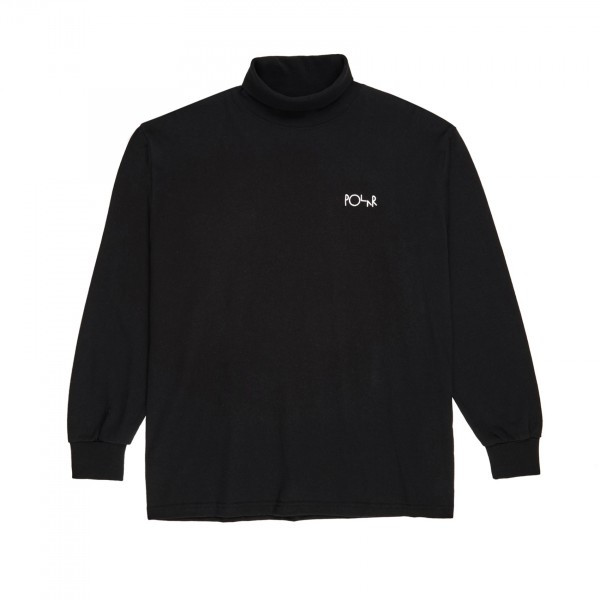 Polar Skate Co. Script Turtleneck (Black)