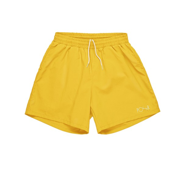 Polar Skate Co. Swim Short (Yellow)
