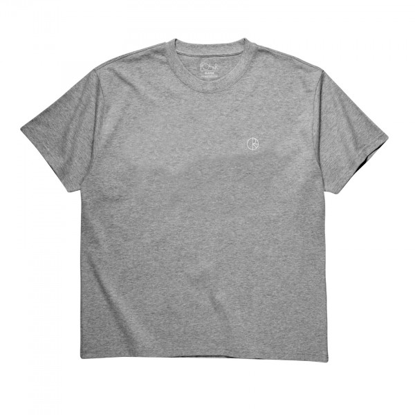 Polar Skate Co. Team T-Shirt (Heather Grey)
