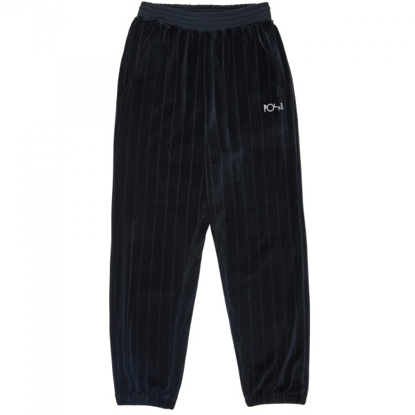 Polar Skate Co. Velour Sweatpants (Black)