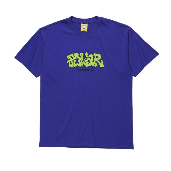 Polar Skate Co. x Iggy NYC Graf T-Shirt (Blueish Purple)