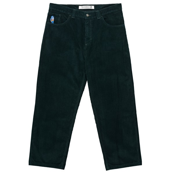 Polar Skate Co. '93 Cords Trousers (Dark Teal)