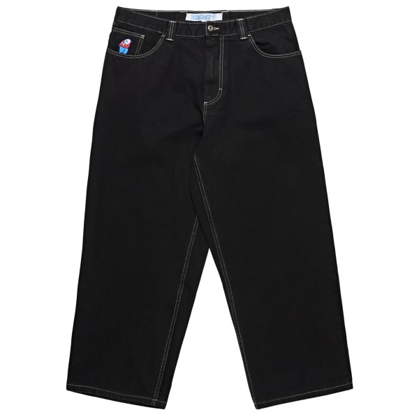 Polar Skate Co. Big Boy Jeans (Black)