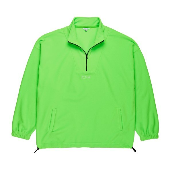 Polar Skate Co. Lightweight Fleece Pullover (Gecko Green)
