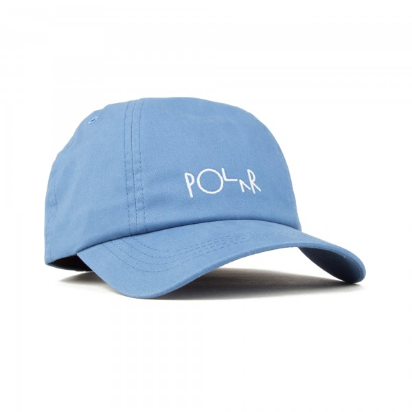 Polar Spin 6 Panel Cap (Blue)