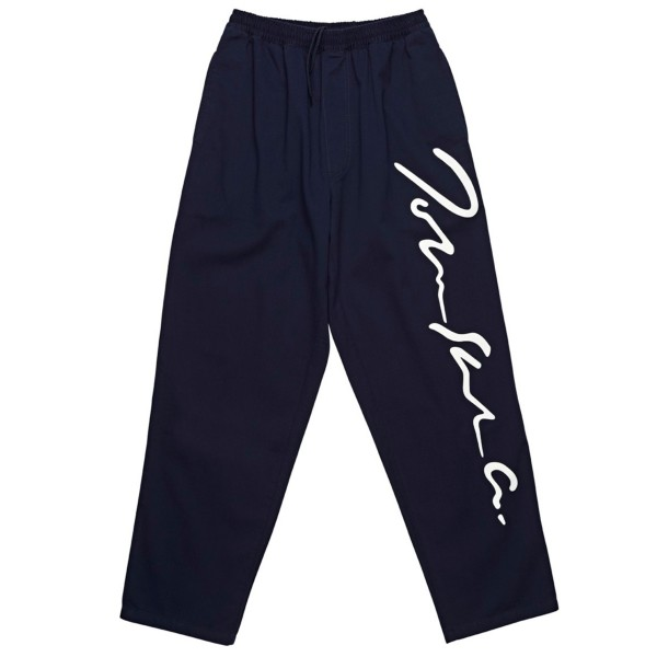 Polar Surf Pant (Navy/Screen Print)