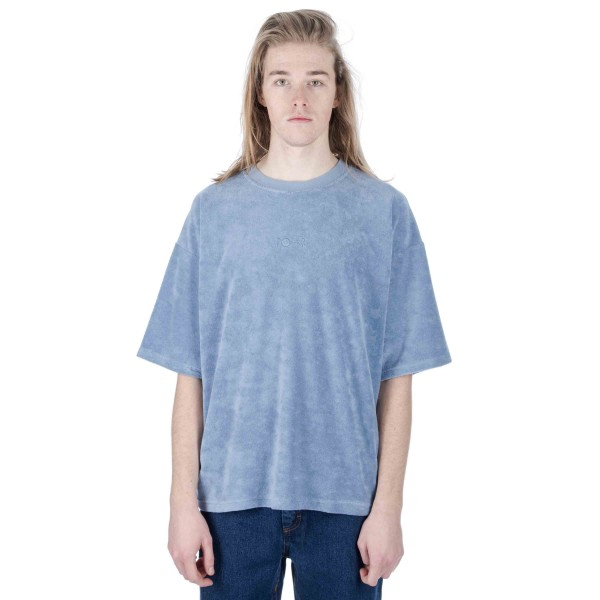 Polar Terry Surf T-Shirt (Dusty Indigo)