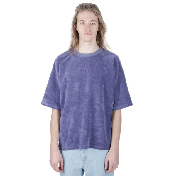 Polar Terry Surf T-Shirt (Plum)