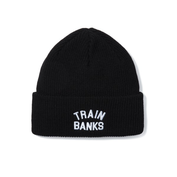 Polar Train Banks Beanie (Black)