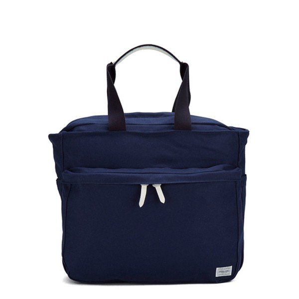 Porter Beat Tote Bag (Navy)