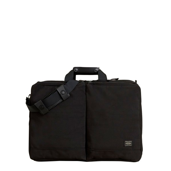 Porter Eins Overnighter (Black)
