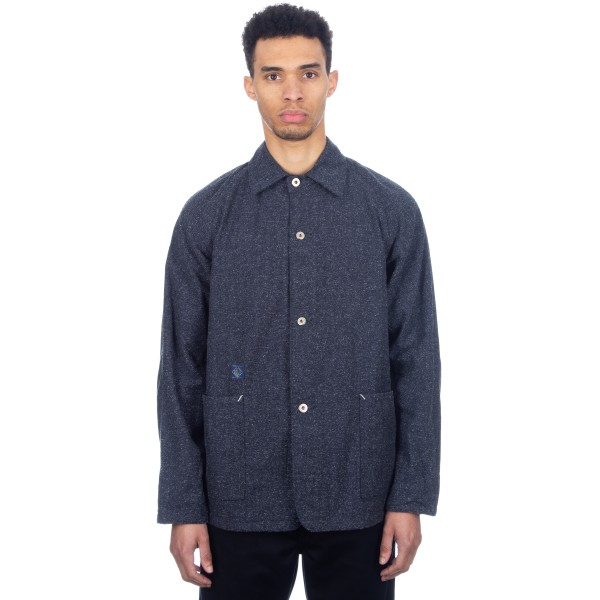 Post O'Alls BDU-R Jacket (Blue Grey Heather)