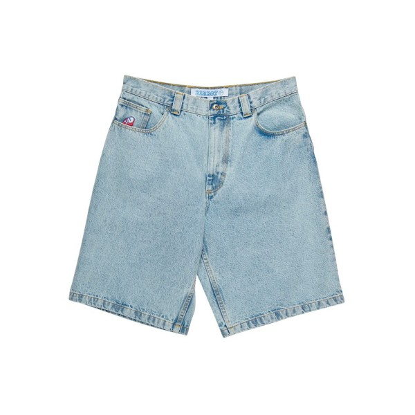 Polar Skate Co. Big Boy Shorts (Light Blue)
