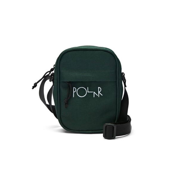 Polar Skate Co. Cordura Mini Dealer Bag (Dark Green)