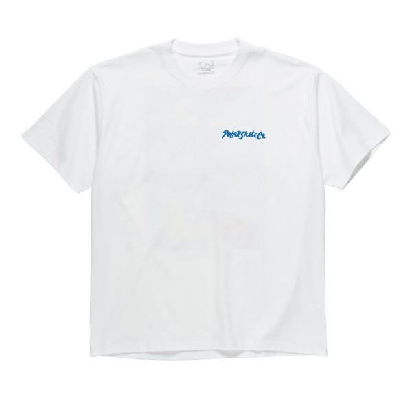 Polar Skate Co. Queen T-Shirt (White)