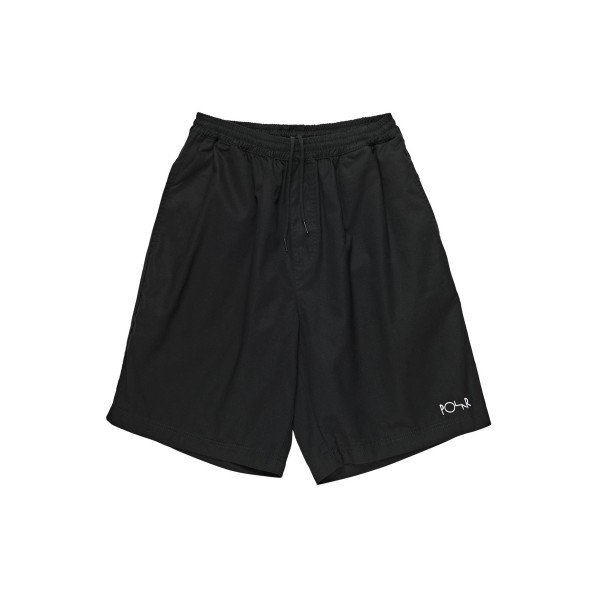 Polar Skate Co. Surf Shorts (Black)
