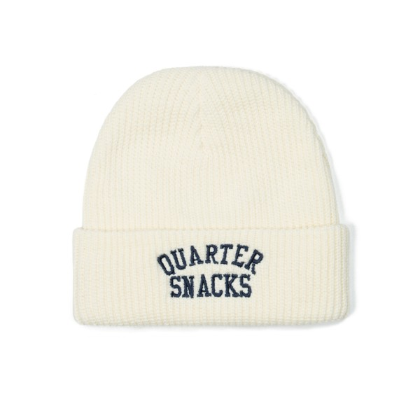 Quartersnacks Arch Beanie (Natural)